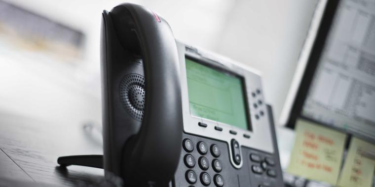 Домашний телефон занято