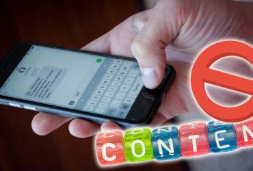 Что такое «Запрет контента» на МТС: подключить, отключить