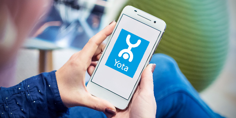 Новый оператор сотовой связи Yota – обзор