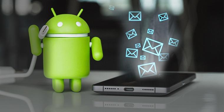 Как восстановить удаленные СМС на Андроид